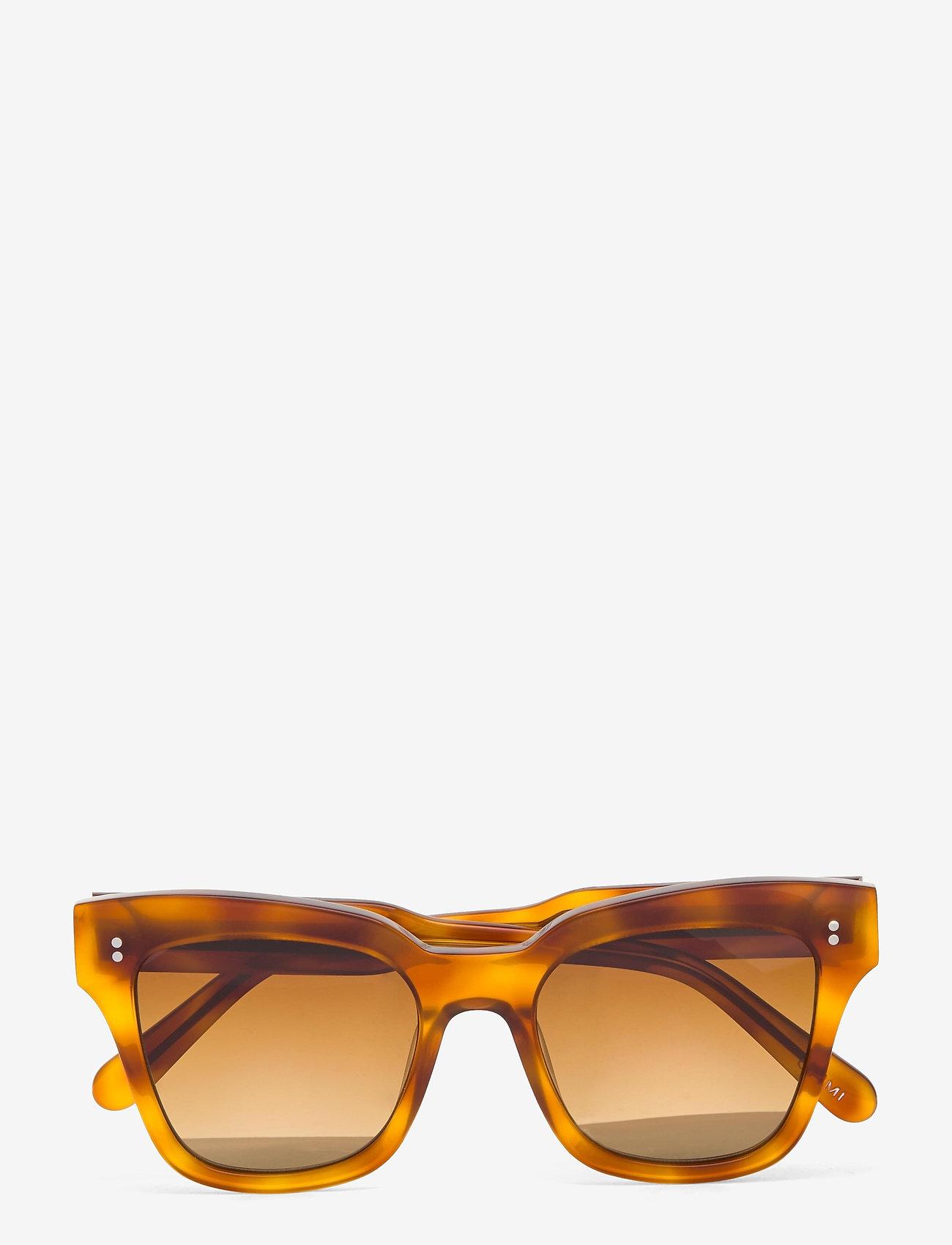 Chimi Eyewear - 07 HAVANA - d-shaped - ltortoise - 1