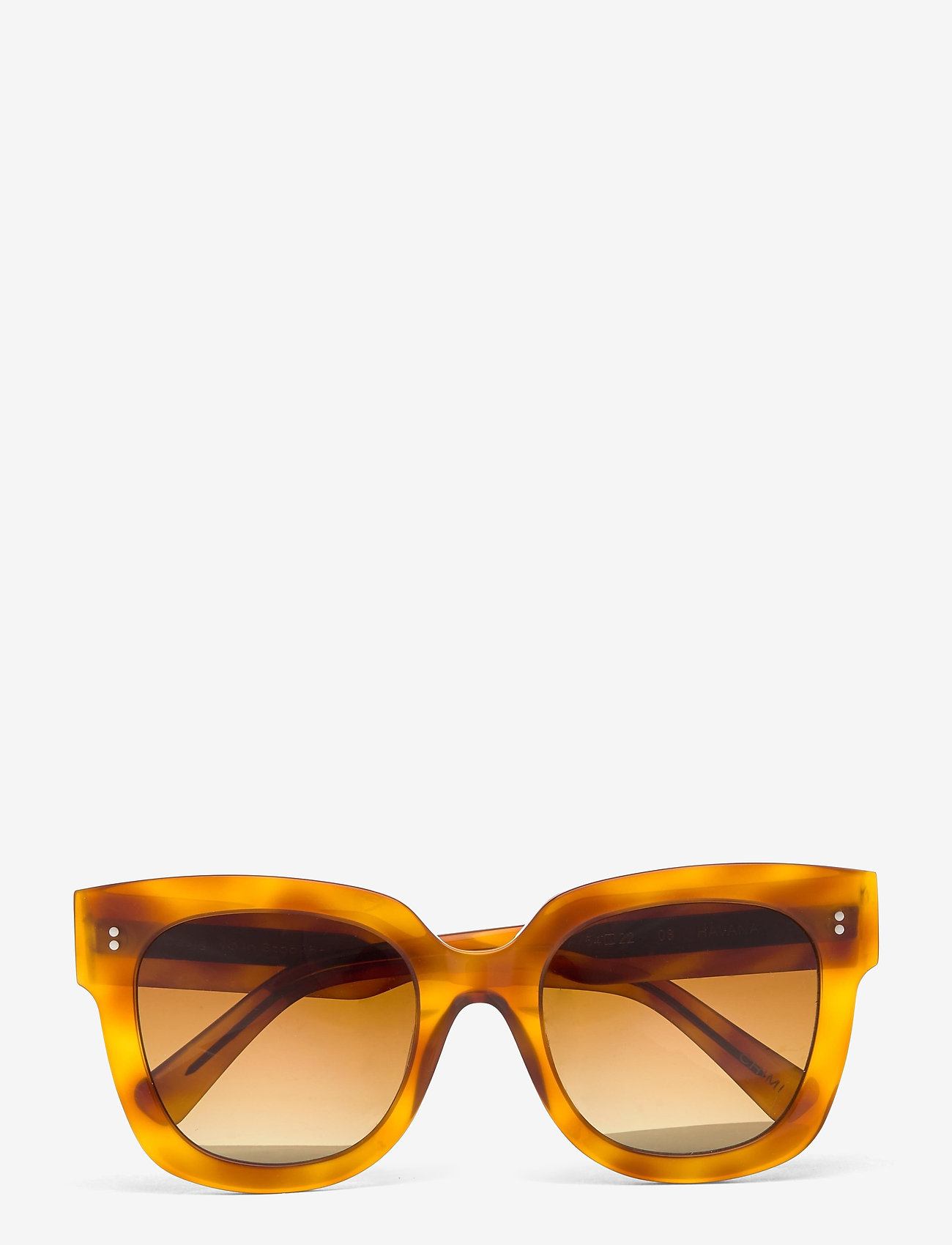 Chimi Eyewear - 08 HAVANA - d-vormige zonnebril - ltortoise - 1
