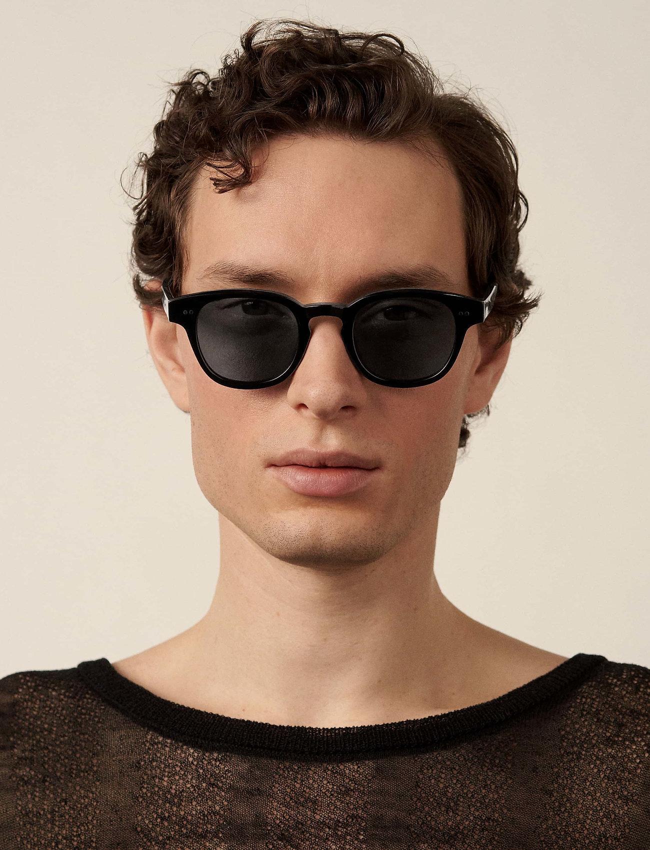 Chimi Eyewear - 01 BLACK - d-shaped - black - 0