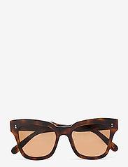 Chimi Eyewear - 07 TORTOISE - d-vormige zonnebril - tortoise - 1