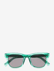 Chimi Eyewear - AQUA 007 BLK - d-shaped - light blue - 0