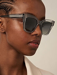 Chimi Eyewear - 07 GREY - d-vormige zonnebril - grey - 0