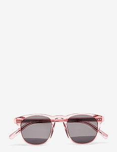 GUAVA 001 BLK - d-shaped - pink