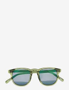 KIWI 001 MIRR - d-shaped - green
