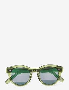 KIWI 003 MIRR - round frame - green