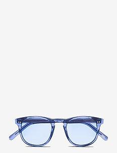 ACAI 001 CLR - round frame - dark blue