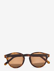 03 TORTOISE - ronde zonnebril - tortoise
