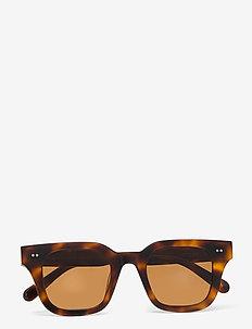 04 TORTOISE L - d-vormige zonnebril - tortoise
