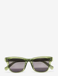 KIWI 007 BLK - d-shaped - green