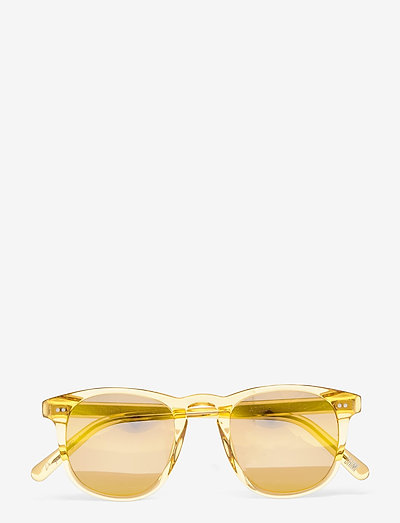 MANGO 001 MIRR - d-shaped - yellow