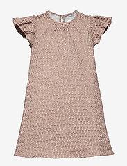 Christina Rohde - Dress No. 101 - kjoler - pale rose glitter - 1