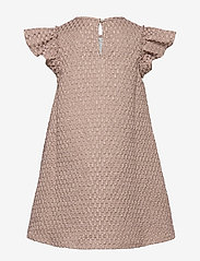 Christina Rohde - Dress No. 101 - kjoler - pale rose glitter - 2