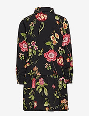 Christina Rohde - Dress No. 120 - kjoler - black flowers - 1
