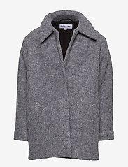 Christina Rohde - Jacket No. 508 - ull-klær - light grey - 0