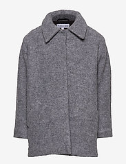 Christina Rohde - Jacket No. 508 - ull-klær - light grey - 1