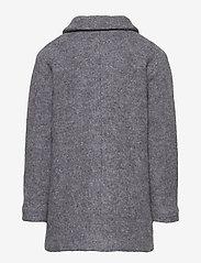 Christina Rohde - Jacket No. 508 - ull-klær - light grey - 2