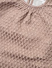 Christina Rohde - Dress No. 101 - kjoler - pale rose glitter - 3