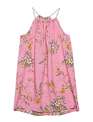 Dress No. 119 - PINK MULTI FLOWER