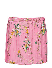 Skirt No. 206 - PINK MULTI FLOWER