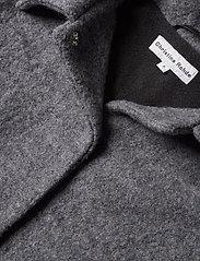 Christina Rohde - Jacket No. 508 - ull-klær - light grey - 3