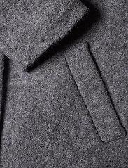 Christina Rohde - Jacket No. 508 - ull-klær - light grey - 4