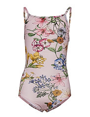 Swimsuit No. 712 - PALE ROSE MULTI FLOWER