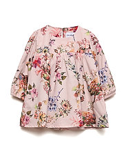 Dress No. 824 - PALE ROSE FLOWERS