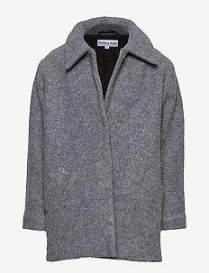 Jacket No. 508 - ull-klær - light grey