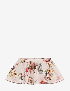 Skirt No. 826 - PALE ROSE FLOWERS