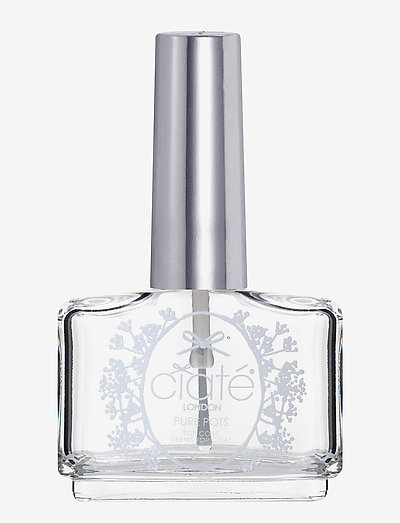 Ciaté Pure Pots Top Coat - Natural Ingredients - CLEAR