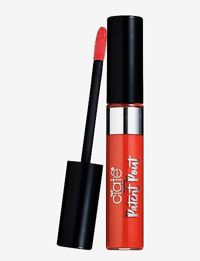 Ciaté Patent Pout Lip Lacquer - HIGH FIVE (ORANGE)