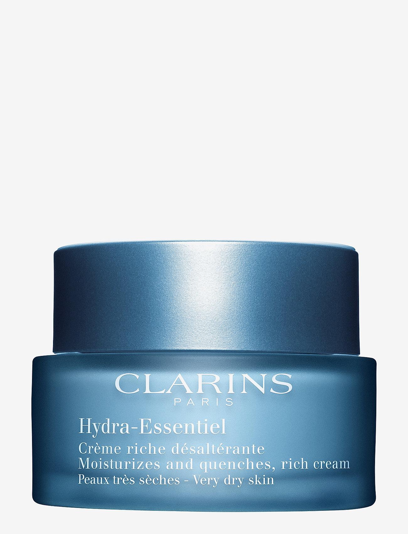 Clarins - Hydra-Essentiel Cream Very dry skin - dagkrem - no color - 0