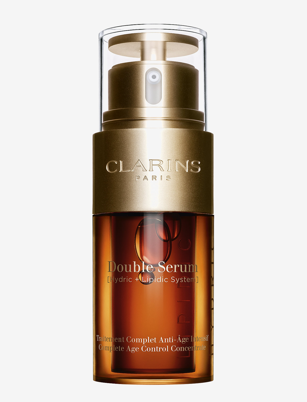 Clarins - DOUBLE SERUM ALL SKIN TYPES - seerumit - no color - 0