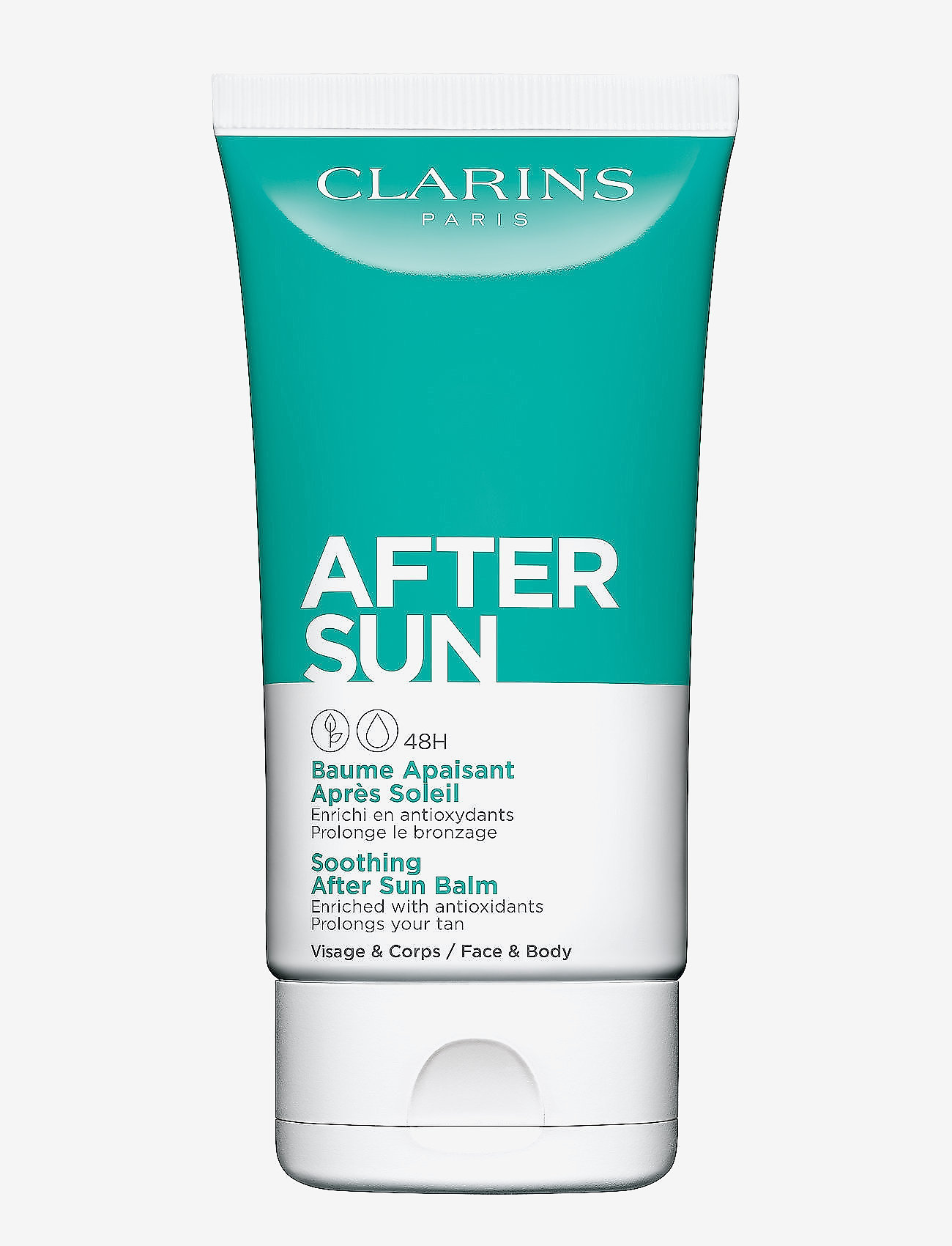 Clarins - AFTER SUN FACE & BODY BALM - aftersun - no color - 0
