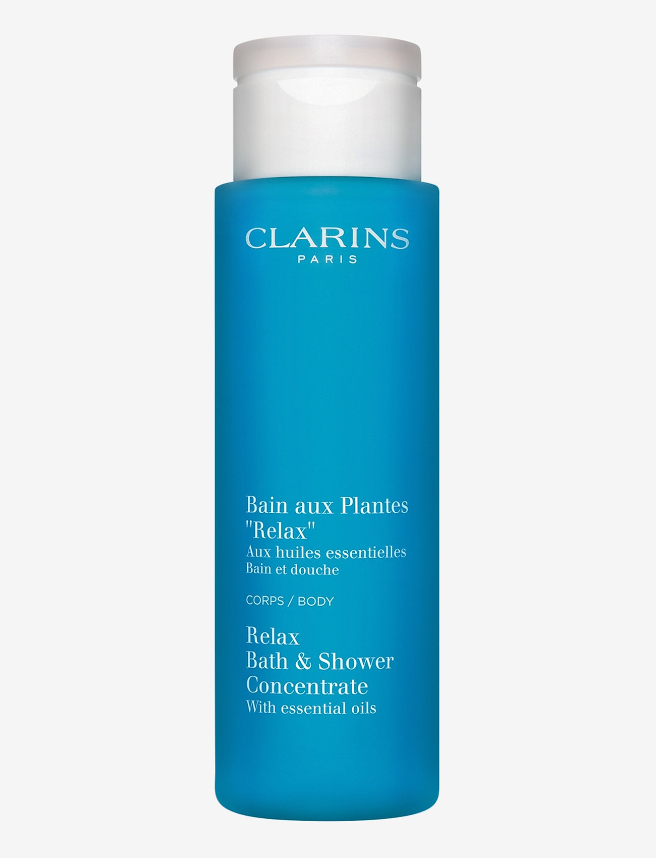 Clarins - Relax Bath & Show Concentrate - shower gel - clear - 0