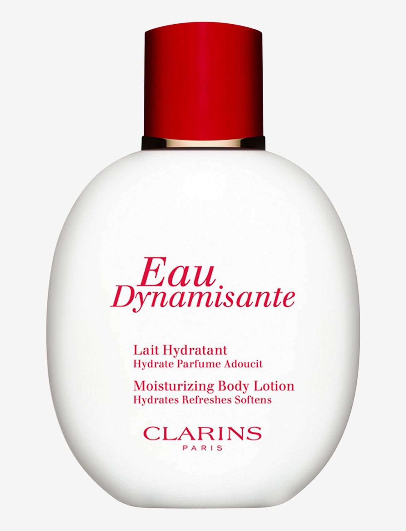 Clarins - Eau Dynamisante Moisturizing Body Lotion - vartalovoide - clear - 0