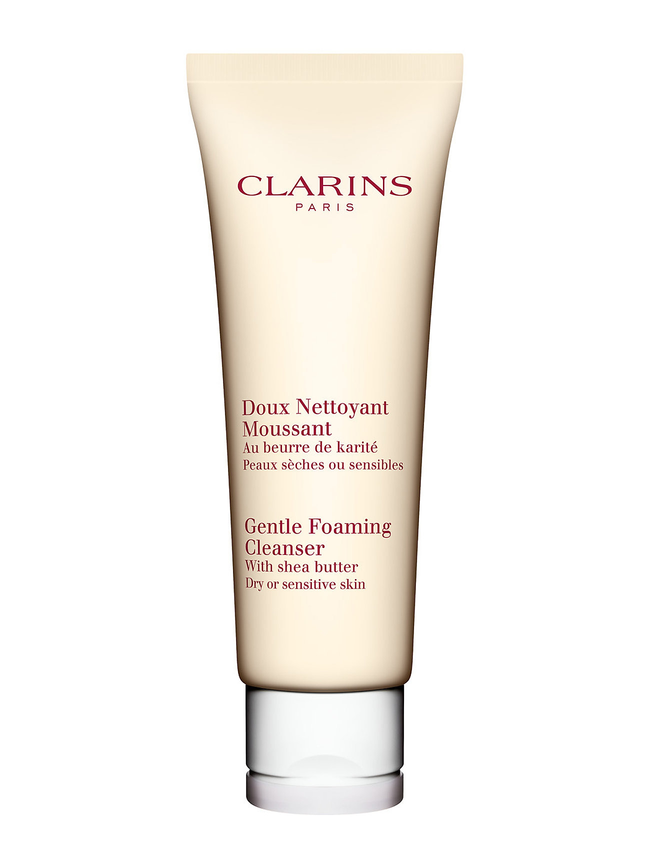 Image of Gentle Foaming Cleanser Dryor Sensitive Skin Beauty WOMEN Skin Care Face Cleansers Cleansing Gel Nude Clarins (3072753171)