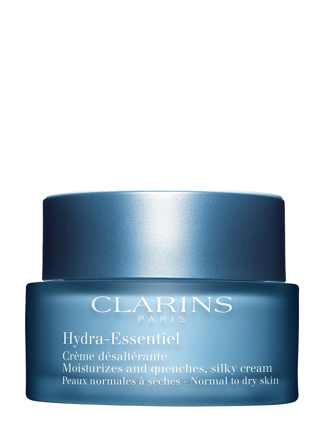 Image of Hydra-Essentiel All Skin Types Beauty WOMEN Skin Care Face Day Creams Nude Clarins (3321794621)