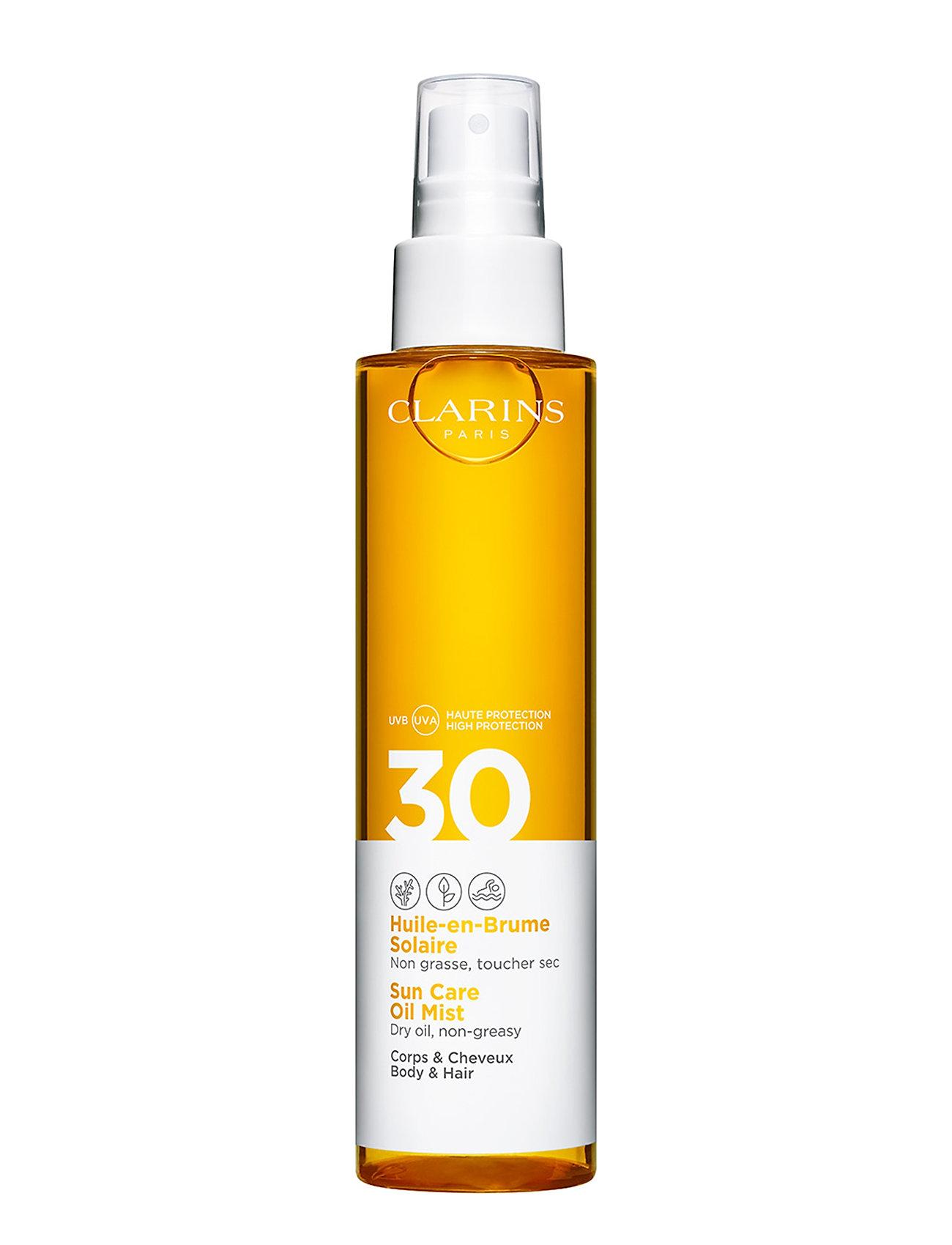 Clarins SUN BODY OIL SPF30 - NO COLOR