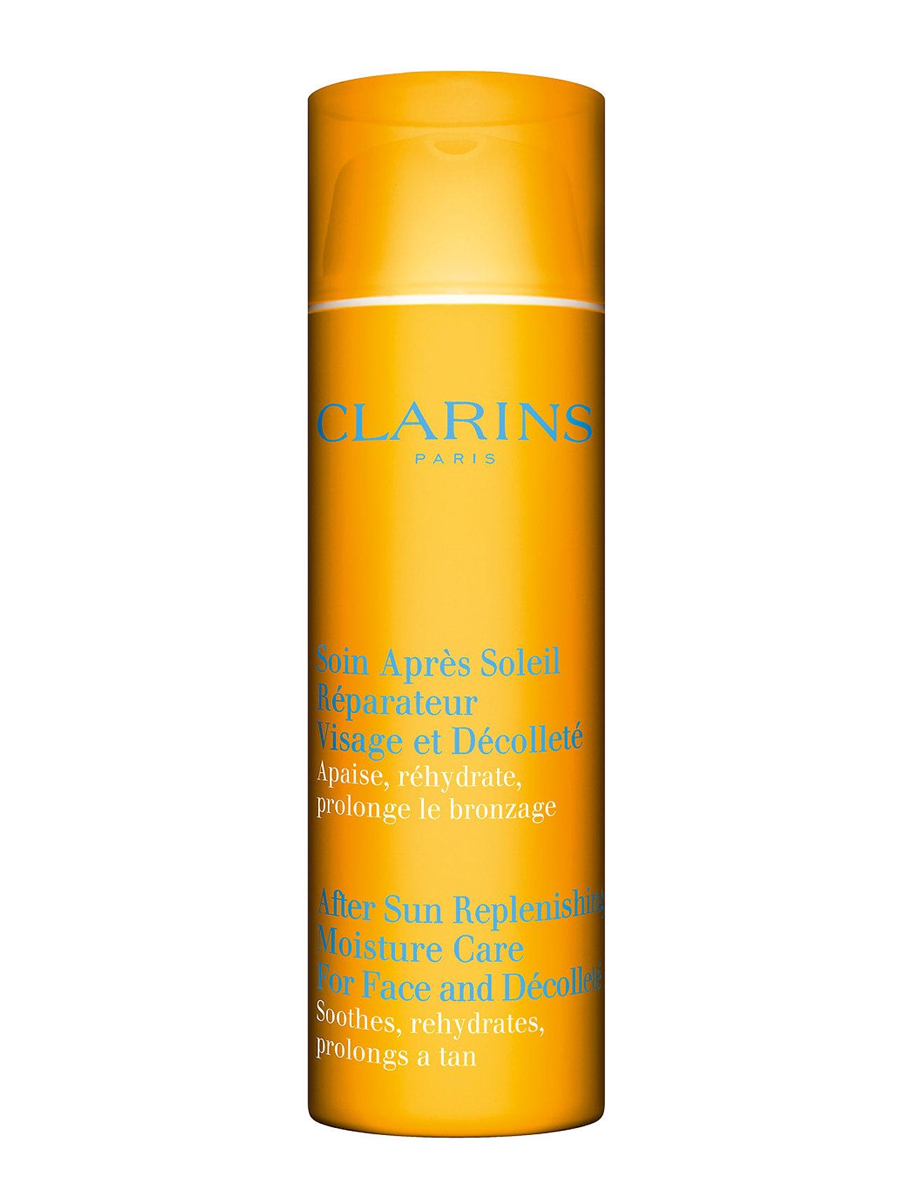 Image of After Sun Face & Decollete Beauty MEN Skin Care Sun Products After Sun Care Nude Clarins (3270895235)