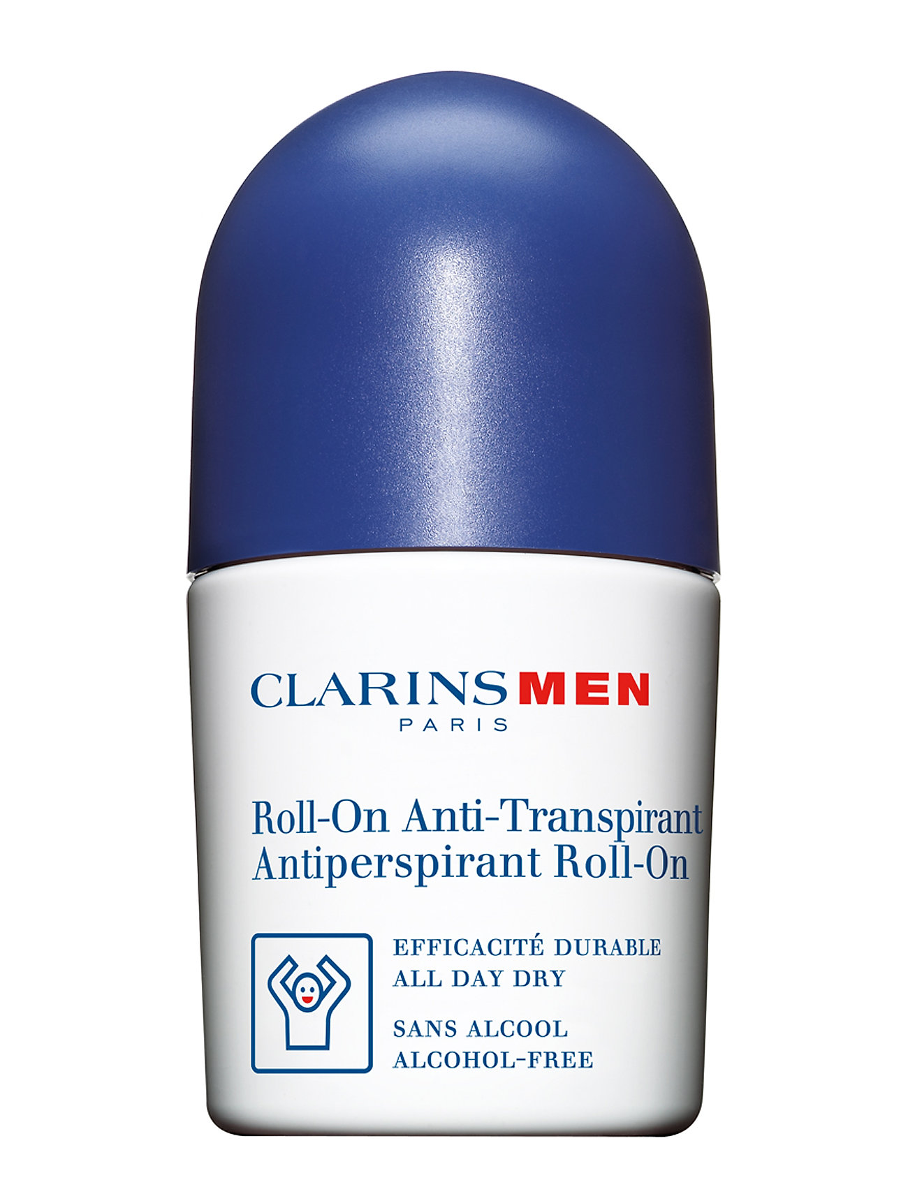 Clarins CLARINSMEN BODY DEO ROLL-ON - NO COLOR