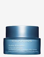 Clarins - Hydra-Essentiel Normal to dry skin - dagkräm - clear - 0