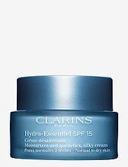 Clarins - Hydra-Essentiel SPF 15 Normal to dry skin - dagkräm - no color - 0