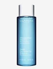 Clarins - MAKEUP REMOVER GENTLE EYE MAKEUP REMOVER LOTION - meikinpoistoaine - no color - 0