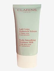 Clarins - HYDRA-ESSENTIEL BODY SMOOTHING MOISTURE MILK - vartalovoide - clear - 0