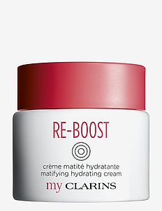 My Clarins Re-Boost Matifying Hydrating Cream - dagkräm - no color