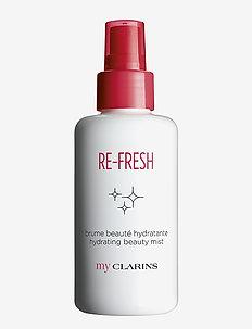 My Clarins Re-Fresh Hydrating Beauty Mist - ansiktsmist - no color