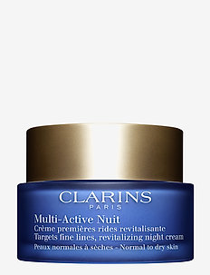 MULTI-ACTIVE NIGHT CREAM DRY SKIN - NO COLOR