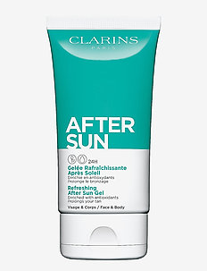 AFTER SUN FACE & BODY GEL - NO COLOR