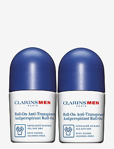 CLARINSMEN BODY VALUEPACK DUO DEO ROLL-ON - NO COLOR